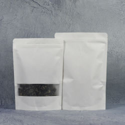 Bustina di tè stampata documento vuoto specifico del caffè della busta della saldatura a caldo