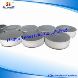 Haute température pour le carburant diesel de filtre en céramique Honeycomb/moteur à gaz
