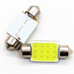 C5w пальчикового типа 36мм 39мм внутренних дел микросхема початков высокой мощности светодиодные лампы освещения номерного знака