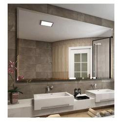 De grote Volledige Spiegel van het Huishouden van de Spiegel van de Spiegel van de Was van de Muur van de Badkamers van de Muur Muur Opgezette Zelfklevende