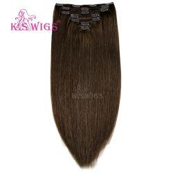 毛の拡張のクリップのための混合されたカラー