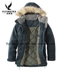 Unterhalt-Wärmer-Mantel der mit Kapuze Winter-Auffüllen-Umhüllungen-Kinder des Kindes