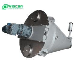 Dsh vertikale doppelte Schrauben-konische Mischmaschine für das Milch-Puder-Mischen