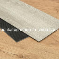 Lvt lâche intérieure en PVC de jeter les planches de revêtement de sol / tapis de plancher de bois en pierre de tuiles de vinyle