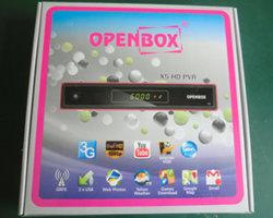 المنتجات مستقبل قمر صناعي Openbox X5 HD