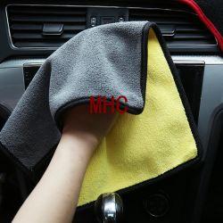 Microvezeldoek van topkwaliteit voor het schoonmaken van auto's