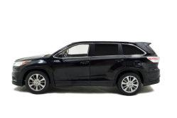 Highland 2015 modelo de coche para el diecast escala del modelo de coche