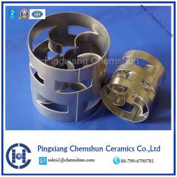 Ss 304L Pall anneau pour l'extraction de transfert de masse