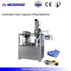 Certificação Ce, máquina de enchimento da cápsula de disco rígido automático