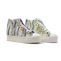 [أيرسبي] يلوّث نوع خيش عرضيّ طالب نساء رجال سحّاب لهاث أحذية