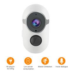 Batteriebetriebene VDR-Überwachung drahtlose WiFi-Solar-IP-Kamera