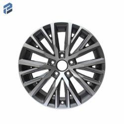 Le forgeage à chaud haute performance personnalisé de pièces en aluminium forgé le moyeu de roue de voiture en aluminium anodisé avec surface colorée