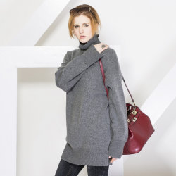 Signora Fashion Cashmere Sweater Pullover 16braw421