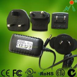 Enchufe adaptador de CA AC Adaptador de corriente DC 12V 5V para la unidad de disco duro