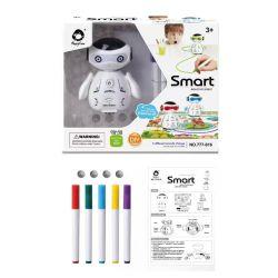 스마트 유도 로봇이 색상 추적 라인 난동자 교육 노벨티 어린이용 장난감 크리스마스 선물