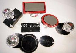 Hy Series Puxador de Cristal Carimbo Flash com borracha Flash de 4 mm