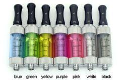 Abnehmbares Coil Head Colors Vision Vivi Nova V2 Tank Atomizer 2.0ml