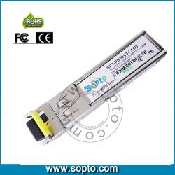 وحدة إرسال فيديو SFP WDM أحادية نطاق 3G 40 كم (SPT-PB53V3-L40D)