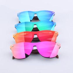 خشبيّة [سونغلسّسّ] يستقطب نظّارات شمس [أوف400] عدسة [سون غلسّ]