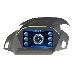 مشغل أقراص DVD للسيارة المزود بشاشة لمس للتنقل عبر نظام تحديد المواقع العالمي من Ford Kuga النظام