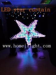Vídeo de LED de Visión de paño de tela con CE
