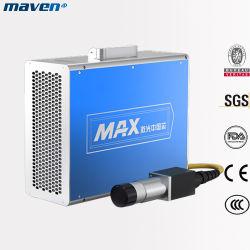 Max Raycus Jpt Ipg de CO2 UV de alta de la bomba de luz estable Optowave Cable óptico de diodos de potencia interruptor Q Mopa fuente de fibra Láser Máquina de cortar de marcado láser Precio
