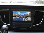 Interface vidéo multimédia Zone de navigation GPS pour Buick GL8