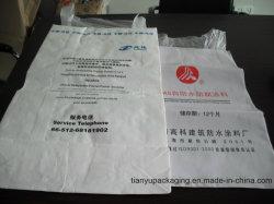 Sac en papier kraft stratifiés en plastique pour les revêtements anticorrosion