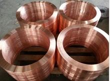 T2 (UNS C11000) Медный налаживание/поддельными кольца (втулки, втулки, втулки, трубопроводы, трубки)
