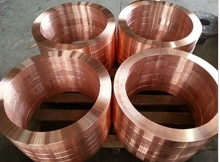 T2 (UNS C11000) Forja de cobre/forjado Anillos (mangas, arbustos, bujes, tuberías, tubos)