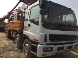 Fabricado en China 45m de altura se utiliza en terrenos accidentados grúa carretilla bomba a la venta
