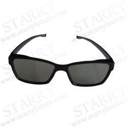La circulaire en plastique lunettes 3D polarisées (STBC037PL)