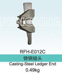 Trava do anel de andaimes Casting-Steel Ledger Final