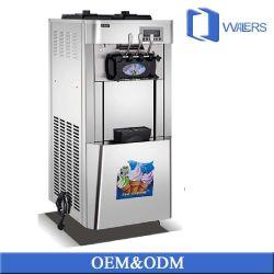 Nouvelle conception de la crème glacée molle chinois servir pour la vente de la machine
