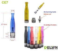 Kelvin Fashion EGO coloré l'atomizer CE7 Ecig Atommizer