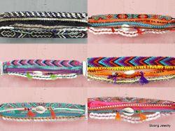 2013 Jóias de bracelete Estilo Hipnema trançada