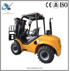 3000kg 2WD Terreno Irregular do Motor Diesel Carro