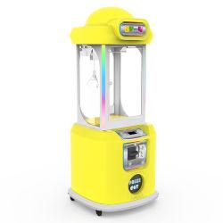Les enfants de griffe de jouets d'arcade de compétences de la grue Drôle de jeu de la machine La machine