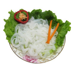 Manter a Figura Pure Shirataki Noodles Konjac Juruo Fettuccine alimentar