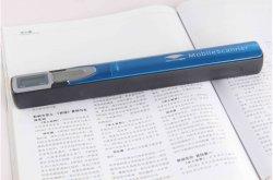 Penna senza fili dello scanner tenuto in mano (HS200)