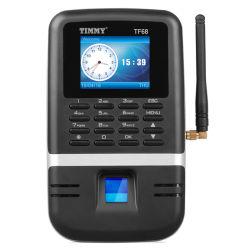 Software de Cloud Computing Web Sistema de Control de acceso de huella digital GSM