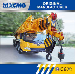 중고/신형 트럭 크레인 XCMG 25t 50톤 70톤 100t 130ton 초침 유압식 리프팅 이동식 트럭 크레인 판매