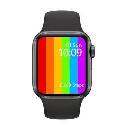 Elegante nueva versión W8 Reloj de pulsera Bluetooth 5 colores de moda Reloj inteligente