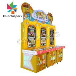L'intera galleria lavora il gioco alla macchina del biglietto di lotteria della macchina del video gioco del gioco della galleria della macchina della canna