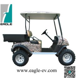 4WD Hunting Buggy con uno Small Rear Cargo Box