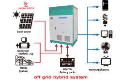 Produits Solaires de grande puissance 250kw onduleur autonome solaire