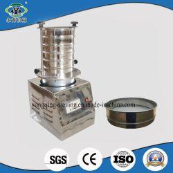 MiniAutomatic Laboratory Vibrating Screen mit Lab Testing Sieve (SY300)