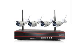 4CH 960p HD drahtlose WiFi P2p intelligente Hauptüberwachung IR-Nachtsicht wasserdichter Installationssatz DER CCTV-IP-Kamera-DIY NVR