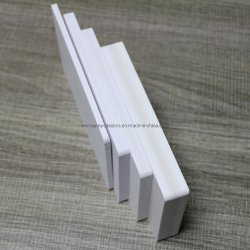 1220*2440mm Matériaux de construction en plastique haute densité de la feuille de coffrage Foamboard PVC