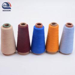 Tt RT Tc PE PR van Cr PV het Ruwe Witte Geverfte Katoenen van het Rayon Gemengde Garen van de Polyester Viscose (5s~120s)
